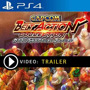 Capcom Beat 'Em Up Bundle PS4 Precios Digitales o Edición Física