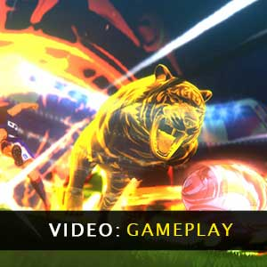 Captain Tsubasa Rise of New Champions Gameplay Video