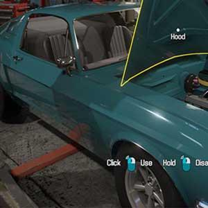 Servicio de Reparación Mecánica del automóvil