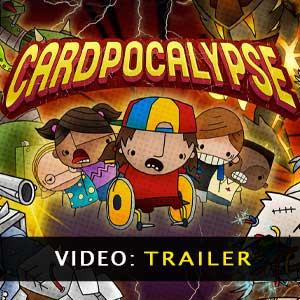 Video del Trailer del Cardpocalypse