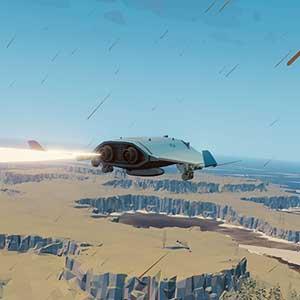 Carrier Command 2 Bombardero