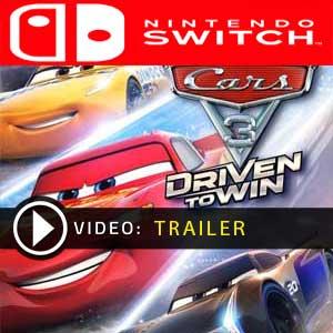Cars 3 Driven to Win Nintendo Switch Precios Digitales o Edición Física