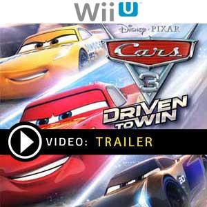 Comprar Cars 3 Driven to Win Nintendo Wii U Descargar Código Comparar precios