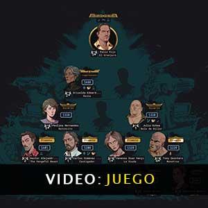 Cartel Tycoon Video del Juego