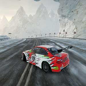 CarX Drift Racing Online Pista nevad