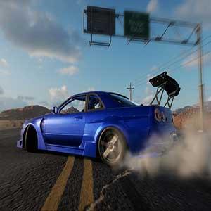 CarX Drift Racing Online Pista del desierto