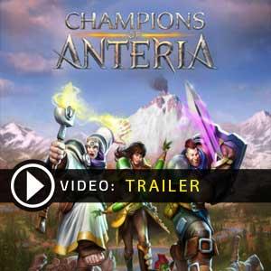 Comprar Champions of Anteria CD Key Comparar Precios