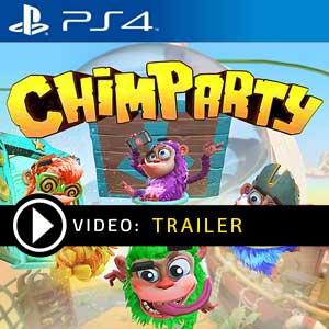 Chimparty Ps4 Precios Digitales o Edición Física