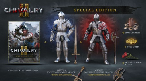 Buy Chivalry 2 Special Edition Cheap Game Key