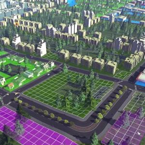 Cities Skylines Building the City