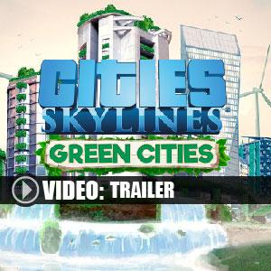 Comprar Cities Skylines Green Cities CD Key Comparar Precios