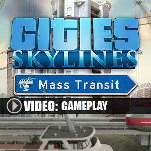 Comprar Cities Skylines Mass Transit CD Key Comparar Precios