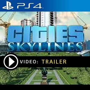 Comprar Cities Skylines PS4 Code Comparar Precios