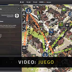 City of Gangsters Vídeo Del Juego