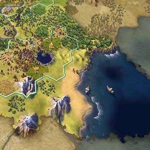 Civilization Desapilado de ciudades