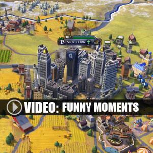 Civilization 6 Funny Moments