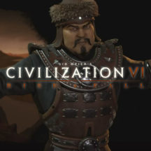 Civilization 6 Rise and Fall verá el retorno de Gengis Khan y los Mongoles