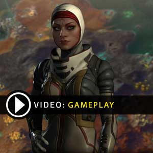 Civilization Beyond Earth Rising Tide Gameplay Video