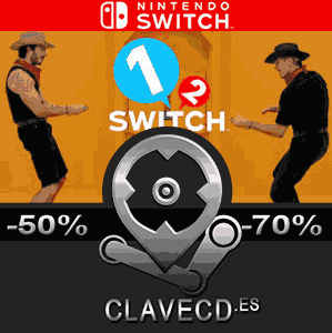 Comprar 1 2 Switch Nintendo Switch Barato Comparar Precios