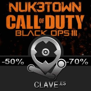 Call of Duty Black Ops 3 Nuketown
