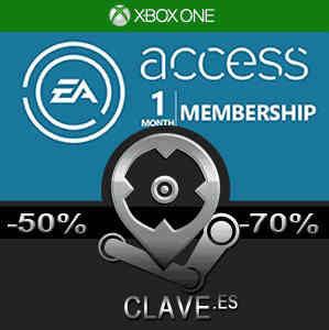 EA ACCESS 1 Month