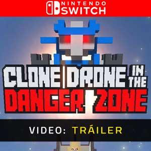 Clone Drone in the Danger Zone Nintendo Switch Vídeo En Tráiler