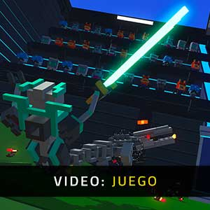 Clone Drone in the Danger Zone Vídeo Del Juego