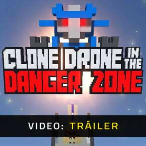 Clone Drone in the Danger Zone Vídeo En Tráiler