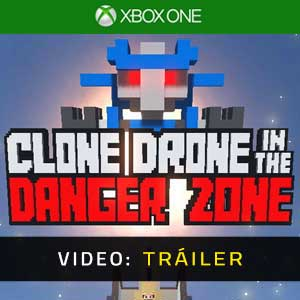 Clone Drone in the Danger Zone Xbox One Vídeo En Tráiler