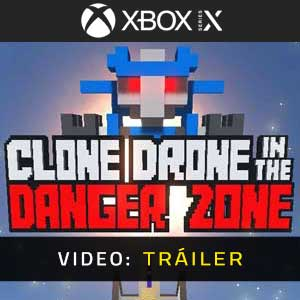 Clone Drone in the Danger Zone Xbox Series X Vídeo En Tráiler