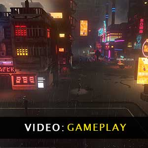 Cloudpunk Gameplay Video
