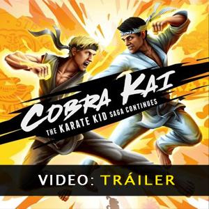 Cobra Kai The Karate Kid Saga Continues Video del Trailer