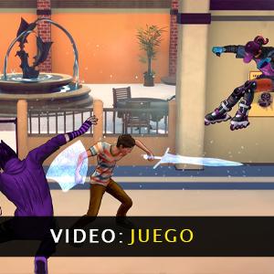 Cobra Kai The Karate Kid Saga Continues Video de juego