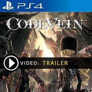 Comprar Code Vein PS4 Code Comparar Precios