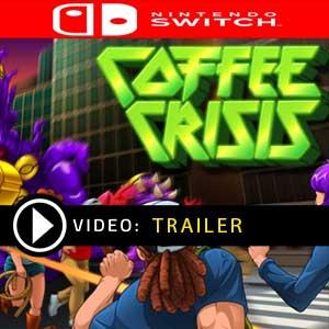Comprar Coffee Crisis Nintendo Switch Barato comparar precios