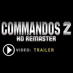 Buy Commandos 2 HD Remaster CD Key Compare Prices
