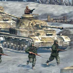 Company of Heroes 2 All Out War Edition Tanque
