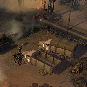Company of Heroes 2 The British Forces - Ataque aéreo