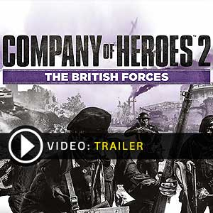 Comprar Company of Heroes 2 The British Forces CD Key Comparar Precios