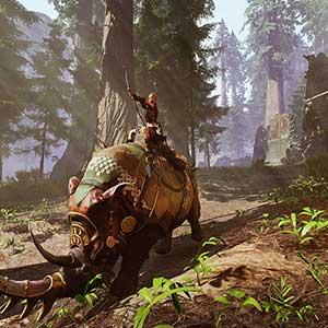 Conan Exiles Isle Of Siptah Rinoceronte De Wartorn