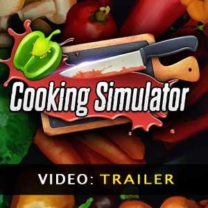 Cooking Simulator Video dela campaña