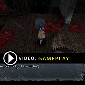Corpse Party Blood Drive Gameplay Video