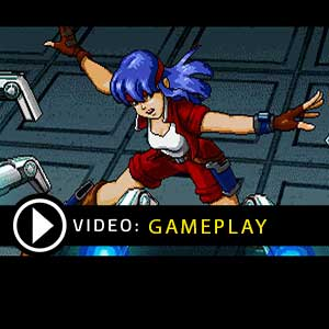 Cosmic Star Heroine Gameplay Video