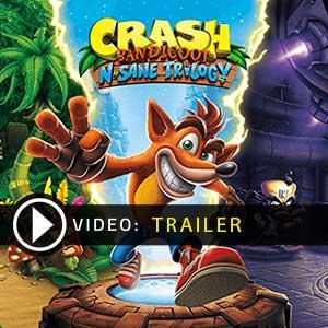 Comprar Crash Bandicoot N. Sane Trilogy CD Key Comparar Precios