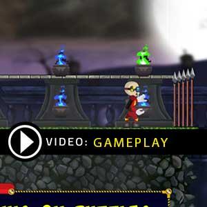 Crash Dummy Nintendo Switch Gameplay Video