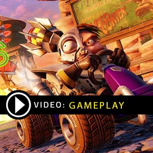 Crash Team Racing Nitro-Fueled Gameplay Video