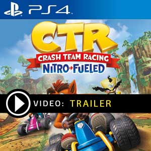 Comprar Crash Team Racing Nitro-Fueled PS4 Barato Comparar Precios