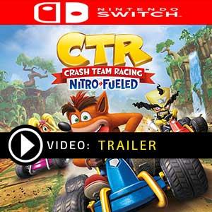 Comprar Crash Team Racing Nitro-Fueled Nintendo Switch Barato comparar precios