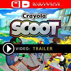 Crayola Scoot Nintendo Switch Precios Digitales o Edición Física