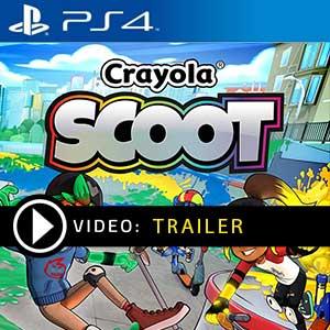 Crayola Scoot PS4 Precios Digitales o Edición Física
